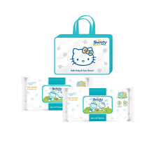 SWEETY Wipes Bundle with Pouch