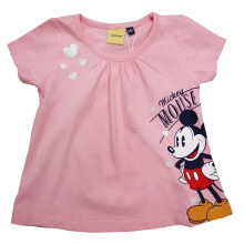 CURLY Kaos Anak Perempuan DISNEY  with Printed - MG1K0700180