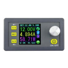 RUIDENG DPS3005 32V 5A Buck Adjustable DC Constant Voltage Power Supply Integrated Volt Meterr Ammeter