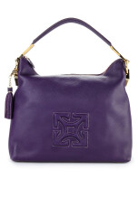 Gobelini Quartome Hobo Bag Purple