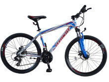 Element MTB Format Alloy Size 26 - Putih Biru