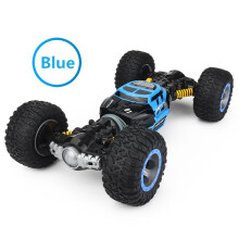 Jantens RC Car 4WD Truck Scale Double-sided 2.4GHz One Key Transformation All-terrain Vehicle Varanid Climbing Car