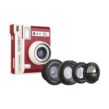 Lomography South Beach Edition Instant Automat and Lenses -