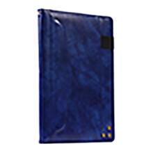 RockWolf iPad 10.5 case Multi-function PU leather large capacity flat cover