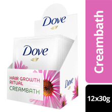 DOVE Hair Growth Ritual Creambath 12pcs x 30gr
