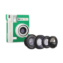 LOMOGRAPHY Instant Automat Camera & Lenses (Cabo Verde Edition)