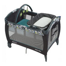 GRACO Baby Box Pack n Play Playard with reversible Napper and Changer - Boden
