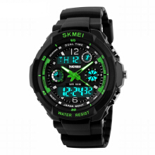 SKMEI Waterproof  Outdoor Sports Multifunction Watch