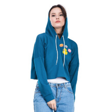 DON CLOTHING LABEL Duck Hoodie - Blue [All Size]