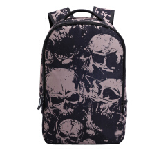 Jantens 3D Laptop Backpack for Casual School Bags for