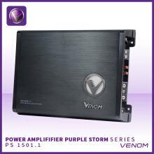 VENOM Purple Strom Amplifier PS 1501.1 Monoblock