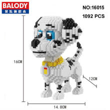 Balody 16015 Dog Series