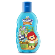KODOMO Shampoo Botol Gel Blueberry - 100ml
