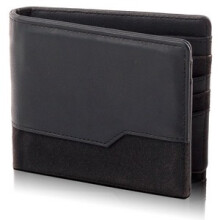 INFICLO - DOMPET / WALLET KASUAL PRIA - SDY 369 - Hitam