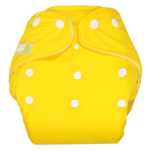 Clodi Popok Kain Bayi Little Hippo Eco - Color Yelow
