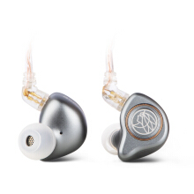 TFZ King Pro HiFi In Ear Monitor Earphone with Detachable Cable - Grey