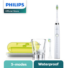 PHILIPS Sonicare Sikat Gigi Elektrik - Diamond Clean HX9332/04