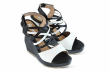 WOMEN WEDGES & HEEL KASUAL WANITA - GF.2706