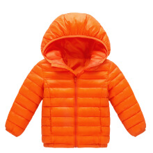 Anamode Kids Winter Duck Down Coat Hooded Parka Girl Boy Outerwear Jacket -
