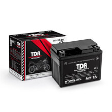 TDR Sealed GEL Battery RTZ5S-GEL