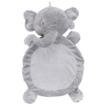 JDWonderfulHouse Soft Baby Carpet Animal Sleep Crawling Mat Pad Blanket Kids Rug Floor 95x55cm  Elephant