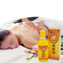 [COZIME] Body scraping massage oil transparent