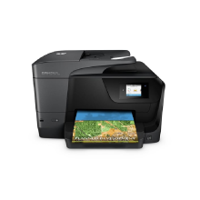 HP OfficeJet Pro 8710 All In One Printer (Print, Copy, Scan, Fax)
