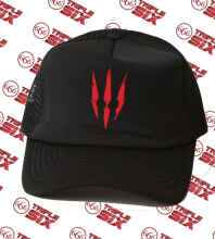 Triplesix Store - Topi Trucker The Witcher Wild Hunt