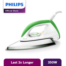 PHILIPS Setrika HD1173/70 - Green
