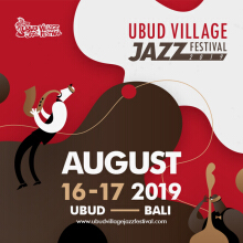 Ubud Village Jazz Festival 2019 - Early Bird II 2 Days Pass
