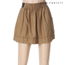 Woman banding skirts CA (KCYDKMS0441) Brown 26