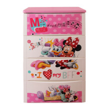OLYMPLAST Drawer Cabinet Minnie 04
