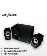 ADVANCE M180BT BLUETOOTH Speaker Aktif