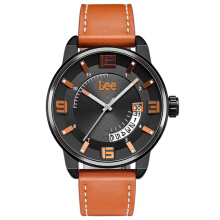 Lee Watch LEF-M85BBL5-14 Jam tangan pria Brown