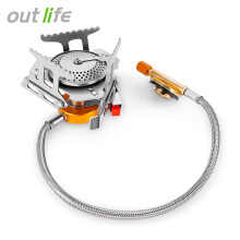 Outlife Portable Gas Burner Split Type Stove Head Others