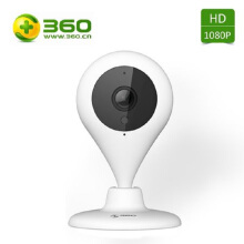 360 D606 Home Security Smart Camera CCTV 1080p White