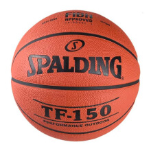 SPALDING SPA SP TF-150 Perform Fiba Rubber S7O - Brick [7] SPA83-572Z