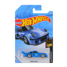 HOTWHEELS Nightburnerz Porsche 934.5 2/10