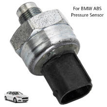 MCLIFE Dynamic Stability Control Oil Pressure Sensor 55CP09-03 34521164458 for BMW 1.8 2.0 2.3 2.5 2.8 3.0 I ABS DSC Black