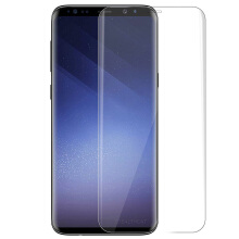 KENESS Samsung Galaxy Note 8 Hydrogel Screen Protector 3D Curved Soft Full Coverage Film Not Tempered Glass TRANSPARENT