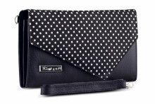 GOLFER - MEN WALLET DOMPET KASUAL WANITA - GF.2808 - BLACK