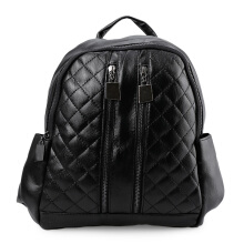 HUER Hecca Quilted Backpack 9453-068 Black