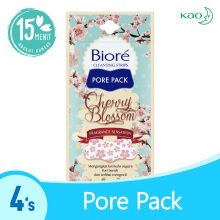 BIORE Pore Pack Cherry Blossom - Isi 4 Strip