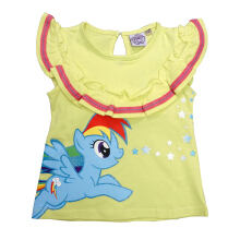 Kids Icon - Kaos Anak Perempuan MY LITTLE PONY with detail Printing - MY1S1000180
