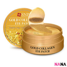 SNP Gold Collagen Eye Patch 60pcs