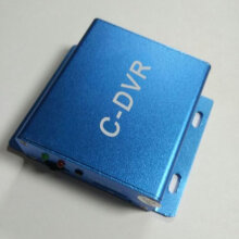 [COZIME] Blue Mini C-DVR Video/Audio Motion Detection TF Card Recorder For IP Camera Others
