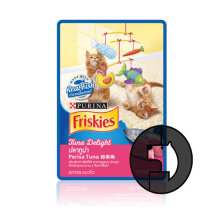 FRISKIES 80 gr kitten tuna delight