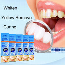 Farfi Effective Gel Tooth Cleaning Bleaching Kit Oral Care Dental Teeth Whitening Pen as the pictures