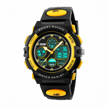 SKMEI waterproof original outdoor sports men's watch