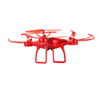 Qizhi Z008 Drone Quadcopter UAV Mode Headless Standard Version - Red Red